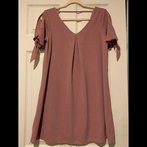Dresses & Skirts - Pink Dress size S New 🎀🍂😊